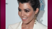 Kourtney Kardashian Says Getting Back Into Shape, and the Gym, Wasn't Easy