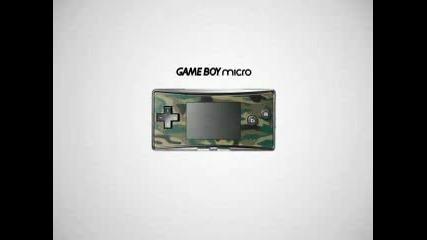 Опит с мишка - Game Boy Micro