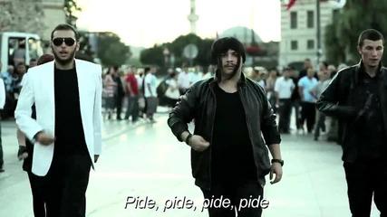 Ali Bigim - Just Pide (michael Jackson parody)(prevod)
