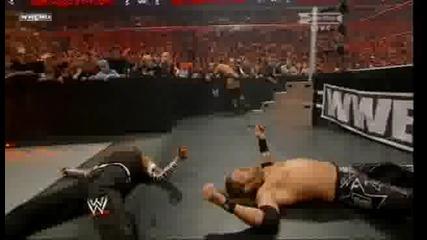Armageddon Tripleh Vs Jeff Hardy Vs Edge Part1