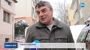 Жълтеникав сняг валя в Североизточна България