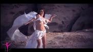 Красотата на Ориенталския ( Bellydance ) Бели Денс изпълнен от секси момиче
