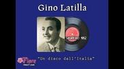 Sanremo 1952 - Gino Latilla - Un disco dall'italia