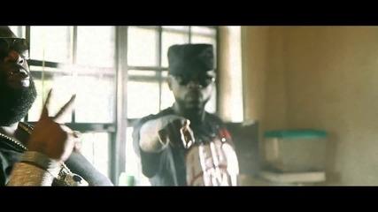 Rick Ross - blowing money fast (lyrics) censored