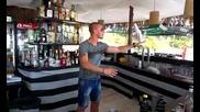 leki opiti v atraktivnoto barmanstvo (flair bartending)