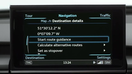Audi A6 Mmi Navigation plus