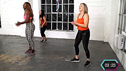 Nicole Steen - Floor Work Dance Twerk