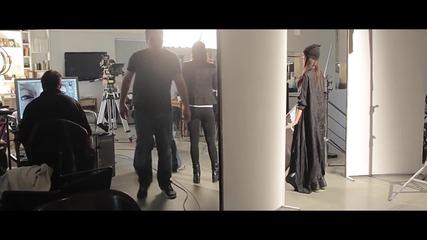Ана Мария и Богомил - Теб си пожелах (Behind The Scenes)