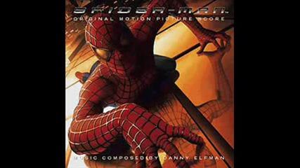 Spider - Man Original Music Picture Soundtrack - City Montage (track 7).avi