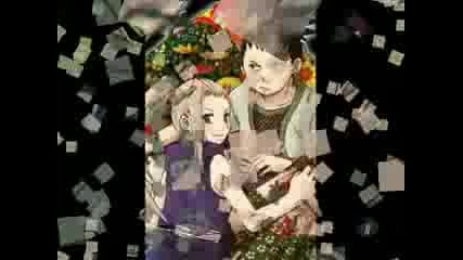 Ino X Shikamaru - Bad Boy