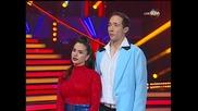 Dancing Stars - Дарин Ангелов и Ани джайв (27.05.2014г.)