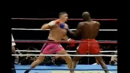 Ernesto Hoost vs Adam Watt