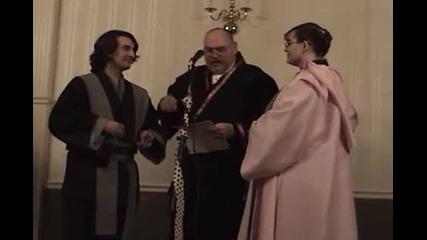 Джедайска сватба .част 2