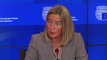 Luxembourg: EU 'on the same page' as US on Khashoggi disappearance - Mogherini