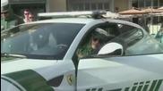Уникалните полицейски коли в Дубай