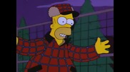 The Simpsons - 8x15 - Homer's Phobia