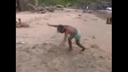 Капоейра От Плажовете На Бразилия