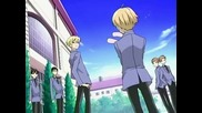 Ouran High School Host Club - 18 (бг Суб)