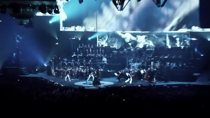 Within Temptation and Metropole Orchestra - Frozen (black Symphony Hd 1080p)
