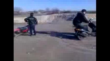 Мотористи И Крика