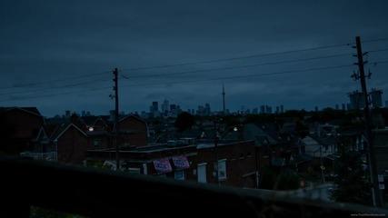 [hd] Торонто в забързан кадър