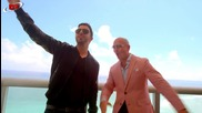 Н О В О ! Ahmed Chawki ft. Pitbull - Habibi I Love You [ Official Video « L & P » ] + Текст / Превод