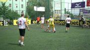 Отбор на Сърцето Игра Приятелска Среща Срещу Yellow Taxi