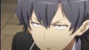Yahari Ore no Seishun Love Comedy wa Machigatteiru. Zoku 3 Eng Subs