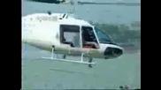 Лодка Потапя Хеликоптер!!!