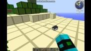 Minecraft - Първият стол на който може да се сяда!!!! (без модове)