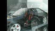 Яко тунинговане на Audi S2