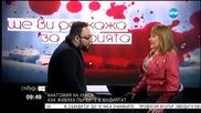 Надя Чолакова за срещите си с емблематични хора от мафията
