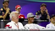 Наказанията на пилотите във Формула 1