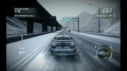 Need For Speed The Run (interstate 70) (my Gameplay)