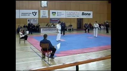 Shinkyokushin Georgi Lotarov - Final 21.02.2010 Sevlievo