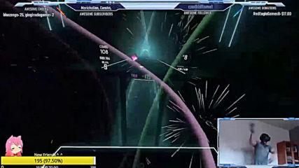 (vr) Beat Saber / Camellia - Black Ray