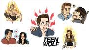 Teen Wolf Season 5 Episode 4 Illustrated Recap
