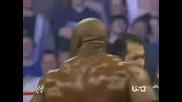 Bobby Lashley Разбива Захвата На Майстора