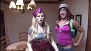 Hot Girls on Teen Cribz