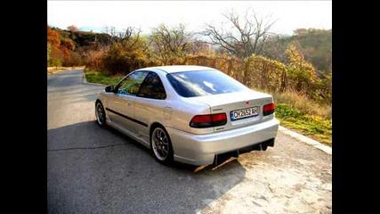 Civic B18 0 - 100