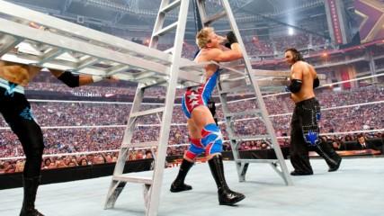 First-ever 10-Man Money in the Bank Ladder Match: WrestleMania XXVI (Full Match - WWE Network Exclusive)