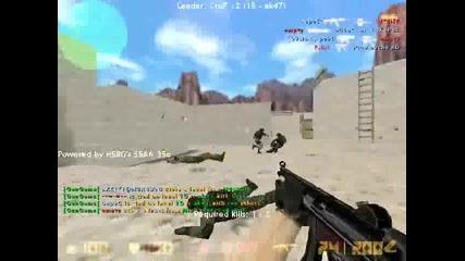 Cs 1.6 Gameplay By Hitman4717