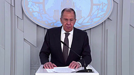 Russia: Lavrov calls out West for using pandemic to punish 'unwelcome' governments