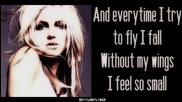 Цялата песен ! Britney Spears • Everytime [ Lyrics ]