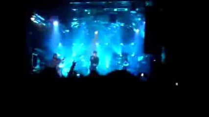 Him - When Love And Death Embrace(live)