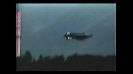 Удивителни Кадри На Нло Заснети От Италианските Военно-Въздушни Сили