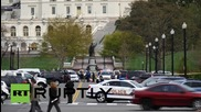 Автожир се приземи до Капитолия в САЩ и предизвика отцепване на района