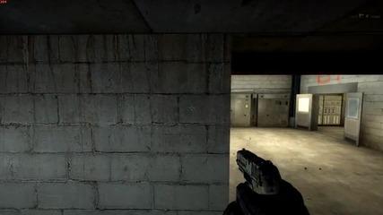 Xerx Style #26 - de_nuke - Double Ace - glock p2000