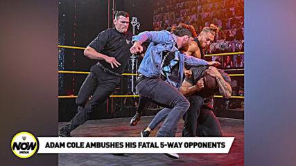 The Viking Raiders Ne Over The Top Tag-Team Battle Royal Main Jeet Haasil Ki: WWE Now India