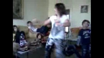 Harlme Shake - Kid of Party Rock :d